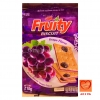 OK FRUITY บิสกิตรสองุ่น (OK Fruity Biscuit Grape Flavor)