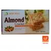 NEW WELL แครกเกอร์ผสมอัลมอนด์ (New Well Almond cracker)