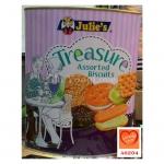 จูลี่ส์ บิสกิตรวมรส (Julie's Treasure Assorted Biscuits)
