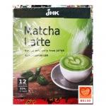JHK ชาเขียวมัทฉะลาเต้ 3in1