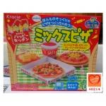 ขนมทำเองของญี่ปุ่น ชุดพิซซ่า (Kracie Popin Cookin Mini Pizza DIY)