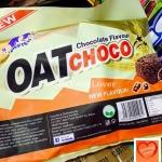 OAT CHOCCO ข้าวโอ๊ตอัดแท่ง รสช็อคโกแลต (OAT CHOCO Chocolate Flavour)