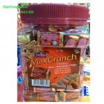 Tango MaxCrunch ช็อกโกแลตผสมข้าวพอง และอัลมอนต์