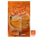 OK Sweet บิสกิตกล้วย (OK Sweet Biscuit Banana Flavor)