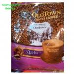 โอลด์ทาวน์ กาแฟสำเร็จรูป รสม็อคค่า 3in1 (OLDTOWN Mocha White Coffee)