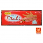 Etali เวเฟอร์รสสตรอเบอรี่ (Etali Strawberry Crispy Cream Wafers)