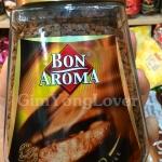 บอนอโรมาโกลด์ กาแฟเข้มข้น ชนิดฟรีสดราย (Bon Aroma Gold Instant Coffee)