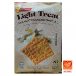 Light Treat แครกเกอร์ครีม (Light Treat Cream Crackers Special)