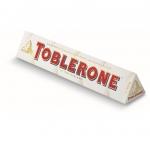 ทอปเบอโรน ไวท์ช็อกโกแลต (TOBLERONE White Chocolate)