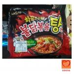 ราเม็งเกาหลีซัมยัง รสสตูว์ไก่สูตรเผ็ด