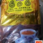 666 ชาซีลอน ตอง 6 ของแท้ (Finest Ceylon Tea Dust 666)