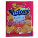 Vidory ขนมบิสกิตรวมรส (Shoon Fatt Vidory Biskut Beraneka Assorted Biscuits)