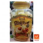 Bino ไวท์ช็อคโกแลต (Bino The Finest Almond Coated with White Choco)