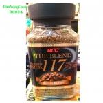 กาแฟ ยูซีซี เดอะ เบลนด์ 117 (UCC The Blend 117)