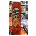 พริงเกิลส์ มันฝรั่งทอดกรอบรสดั้งเดิม (Pringles Original Potato Crisps)