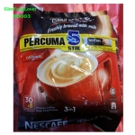 เนสกาแฟ กาแฟสำเร็จรูป 3in1 (Nescafe Blend & Brew Percuma)