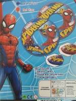 ห่วงยางเด็ก แบบสวม รุ่น Spider man (มีสิีน้ำเงิน)