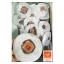 ลูกพลับแห้งสีขาว (Dried Persimmons) ลูกพลับแป้ง thumbnail 1