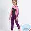 ชุดว่ายน้ำเด็กควบคุมอุณหภูมิ เป็นชุด wetsuit เหมาะกับการใส่ว่ายน้ำหรือดำน้ำ ผลิตจากผ้า Neoprene หนา 2.5 mm. ป้องกันความหนาว / ป้องกันแสงแดด UPF 50+ thumbnail 4