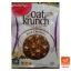 โอ๊ตครั้นช์ คุ๊กกี้ข้าวโอ๊ต รสดาร์กช็อคโกแลต 16 ซอง (Oat Krunch Dark Chocolate with Organic Hazelnut) thumbnail 1