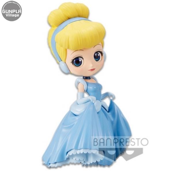 Banpresto Q posket Perfumagic Disney Characters Cinderella Normal Color Figure