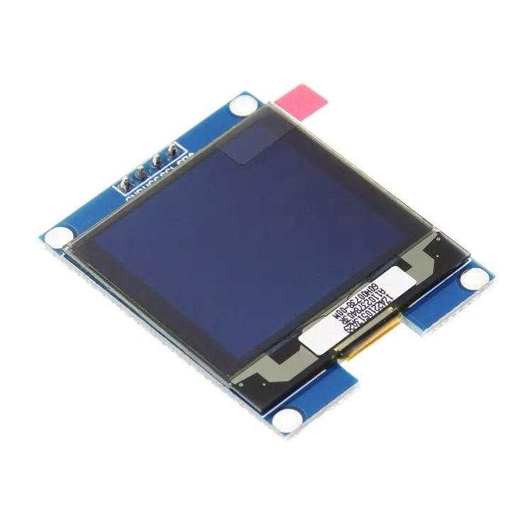 1 5 inch 4PIN OLED module Display Screen SSD1327 Drive IC 128*128 IIC I2C  Interface for 51 STM32 P22101 P22102