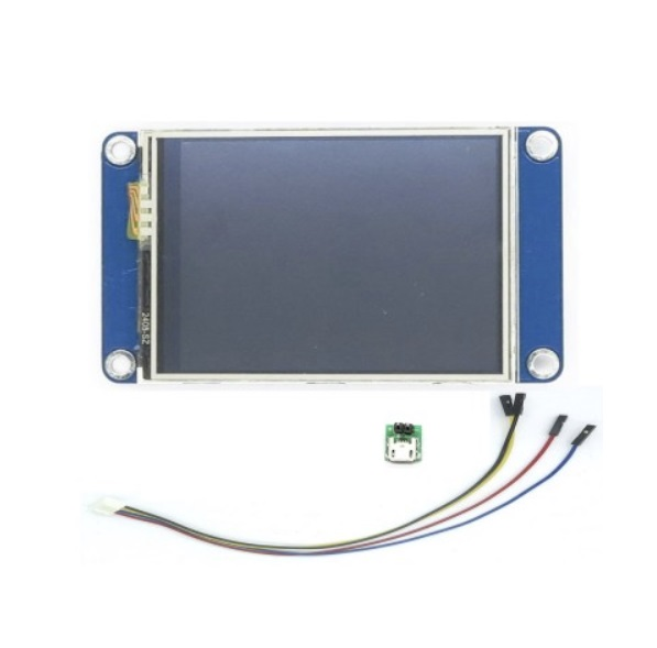 """2.4/"""" TFT 320*240 With SD Module"""
